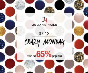 Juliana Nails Crazy Monday