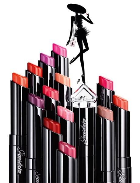 Guerlain La Petite Robe Noire Makeup for Spring 2016 x
