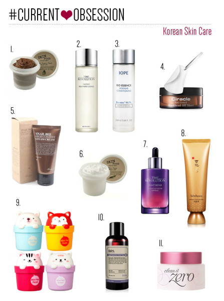 recent-beauty-obsession-korean-skin-care
