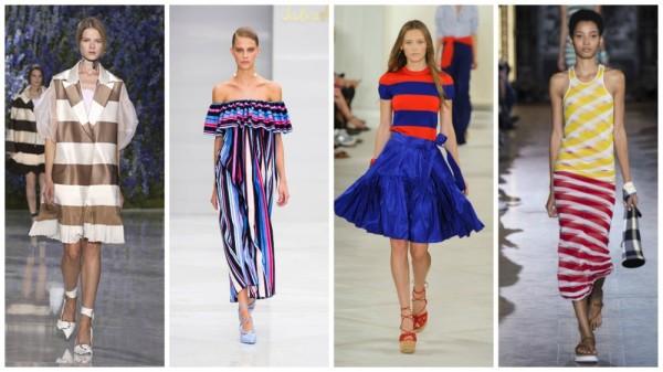 Dior, Ferragamo, Ralph Lauren, Stella McCartney