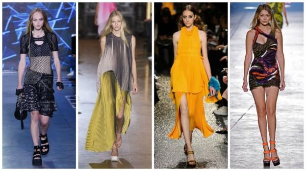 Louis Vuitton, Stella McCartney, Sonya Rykiel, Versace