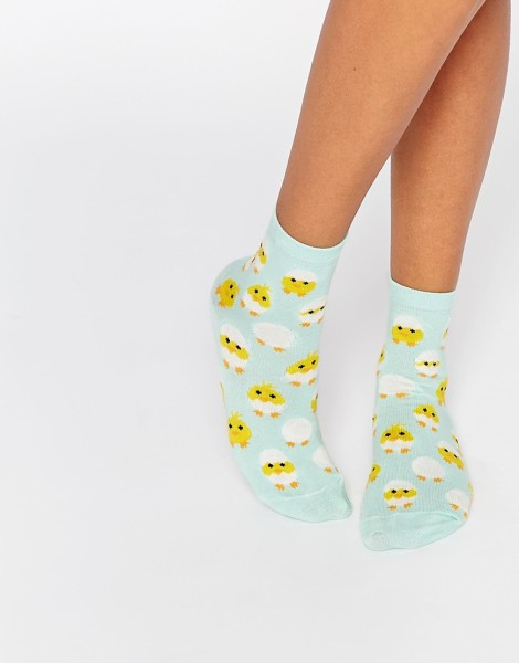 ASOS Egg And Chick Socks