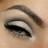 Makeup inspiriran Twiggy