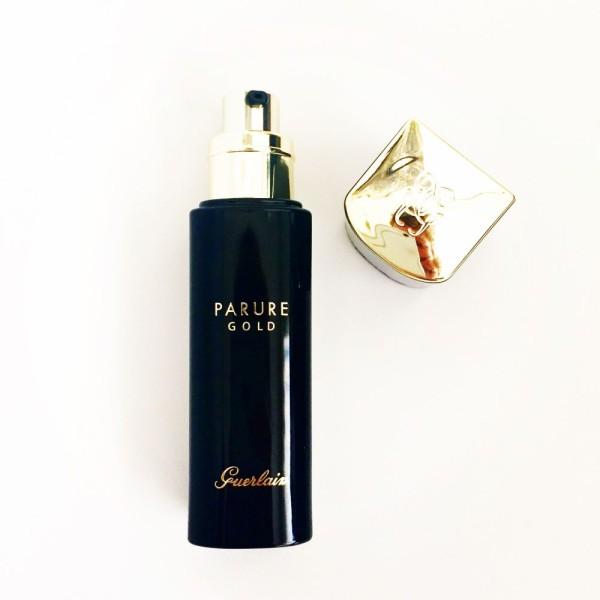 guerlain parure gold