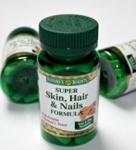 Super Skin, Hair & Nails Formula – darivanje