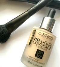 Catrice HD liquid coverage puder – prvi dojmovi
