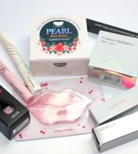 Korejska kozmetika – haul #2