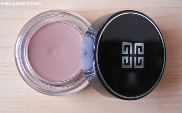 GIVENCHY OMBRE COUTURE CREAM EYESHADOW #3 ROSE DENTELLE