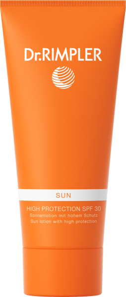 6. High Protection SPF 30