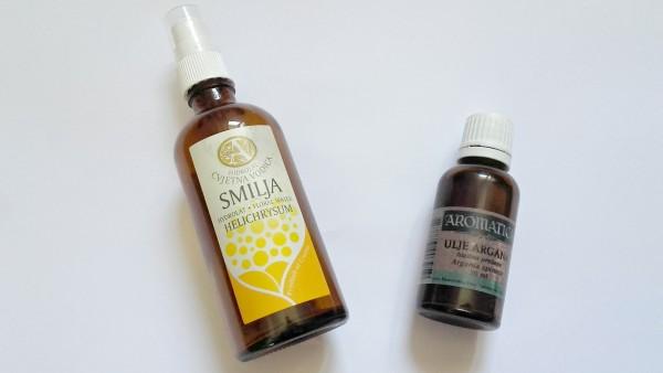 aromatica hidrolat smilja ulje argana