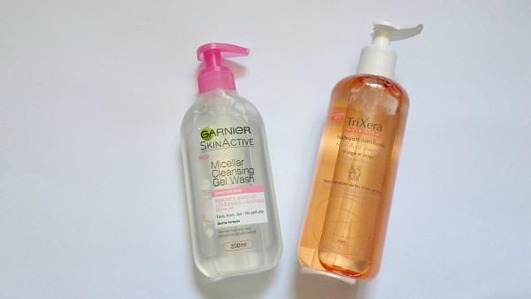 garnier micellar cleansing wash avene trixera nutrition