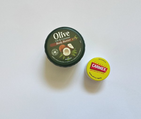 olive oil and coconut body butter carmex classic balzam za usne
