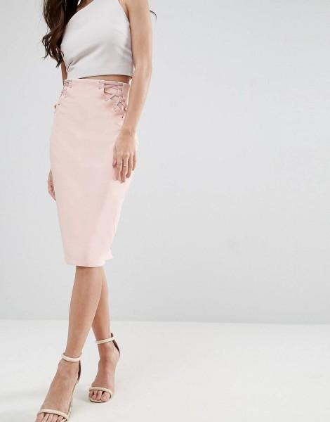 Nude pink ASOS (5)