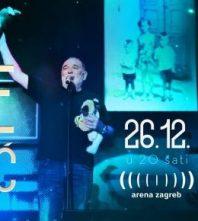 Tradicija se nastavlja – Balašević u zagrebačkoj Areni, 26. prosinca!