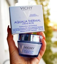 Vichy Aqualia Thermal Bogata krema za isušenu kožu lica