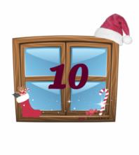 Šminkerica Adventski Kalendar #10