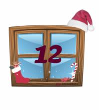 Šminkerica Adventski Kalendar #12