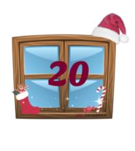 Šminkerica Adventski Kalendar #20