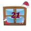 Šminkerica Adventski Kalendar #21