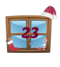 Šminkerica Adventski Kalendar #23