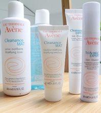 Avene Cleanance linija za masnu i problematičnu kožu