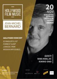 U Hrvatsku dolazi jedan od najcjenjenijih pijanista, Jean-Michel Bernard