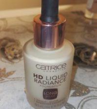 Catrice HD Liquid Radiance puder