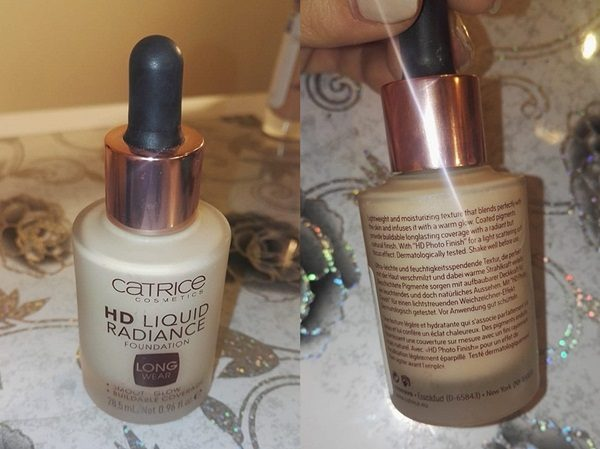 Catrice HD Liquid Radiance puder