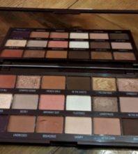 I Heart Revolution Chocolate paleta sjenila – Nudes