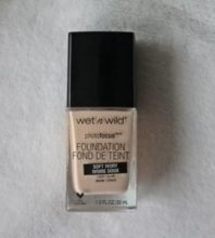 Prvi dojmovi: Wet'n'wild Photofocus Foundation