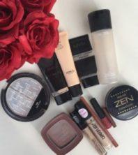 Potrošeni makeup proizvodi