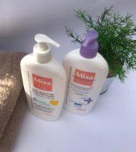 Moja Mixa rutina u borbi protiv suhe i osjetljive kože