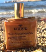 Nuxe Huile Prodigieuse sa zlatnim česticama